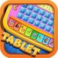 Alphabet Tablet - Piano,Animals,Toy Educational Game