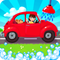 Amazing Car Wash For Kids FREE Game